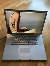 "MacBook Pro 17"" Argent 2006"