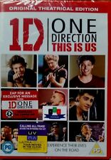 1D One Direction - This Is Us (One Direction) Music DVD 2013 New And Sealed