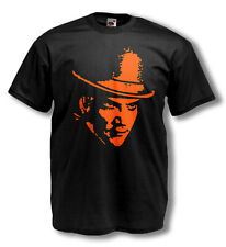 A CLOCKWORK ORANGE T-SHIRT - Stanley Kubrick - Cult Movie - Malcom McDowell