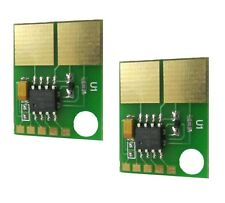 2 Toner Reset Chip for use in Lexmark (X203A11G, X203A21G) X203n, X204n Printers