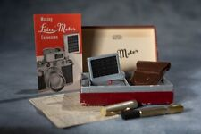 Leica Meter MC Meter Booster , Case, Packaging and instructions!