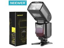 Neewer NW760 Remote TTL Flash Speedlite with LCD Display for Canon
