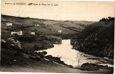 CPA Environs de ROANNE-La Digue de Pinay sur la Loire (263313)