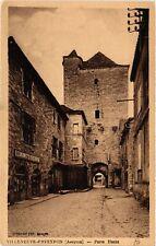 CPA Villeneuve d'Aveyron - Porte Haute (474974)