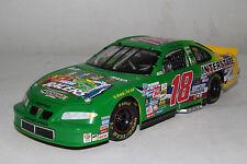 ACTION DIECAST BOBBY LABONTE #18 INTERSTATE / NASCAR RACERS PONTIAC, AUTOGRAPHED