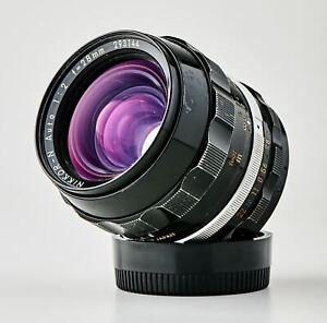 Nikon Nikkor-N Auto 1:2 f=28mm