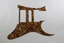 Brown Pearl Pearloid Pickguard Fits Ibanez (tm) Universe UV UV777 7 String- HSH