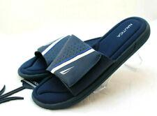 NWT NAUTICA Size 13 Navy Blue Montrell Athletic Slide Men's Comfort Sandals