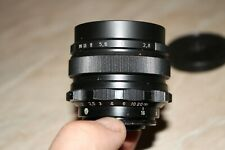 Old stock ! Wide angle lens Mir-1B f/2.8/37mm M42 Zenit.Nikon.Canon.№ 88036412