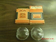 1951 Ford Victoria Crestliner Parking Lenses NORS Pair