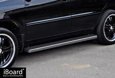 """iBoard Side Steps Nerf Bars 5"""" Fit 01-07 Toyota Highlander (04-09 RX330)"""