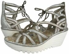 FLY London Wedge Med (1 in. to 2 3/4 in.) Heels for Women