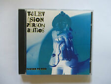Television Personalities – Closer To God 1992 UK CD - FIRECD 32 - RARE 1st Pres