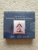 Rodgers and Hammerstein - The Platinum Collect - 2 CD Box Set