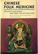 Heinrich Wallnofer et al~CHINESE FOLK MEDICINE~1965 1ST/DJ