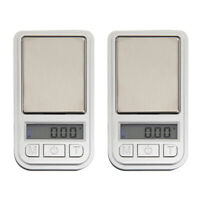 0.01g Mini Precision Digital Scales Jewelry Electronic Weight Balance Scale