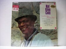 NAT KING COLE - LOVE IS A MANY SPLENDORED THING LP