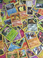 Pokemon TCG 50 Card Lot - COMMONS/UNCOMMONS/RARES/HOLOS - BRAND NEW & AUTHENTIC