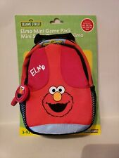 Brand New Elmo MINI Backpack for NINTENDO DS DS LITE DSI DSI XL 3DS