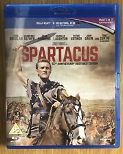 Spartacus  -  Classic Kirk Douglas Epic from Stanley Kubrick  -  New Blu-ray