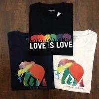 Pride Banana Republic Men's Short Sleeve Graphic Tee T-Shirt S M L XL XXL
