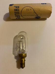 Lampe PHILIPS projecteurs de cinema Pathé 9,5mm 115 V 50 W  type J
