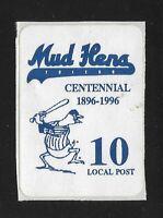Toledo Mud Hens Baseball Team Local Post Stamp