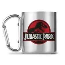 Jurassic Park Carabiner Mug