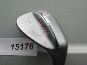 Cleveland Golf RTX-4 /3 X Low 58 ° Loft - Recoil Regular Graphite USED #15176