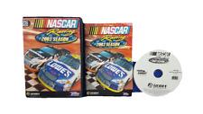 NASCAR Racing 2003 Season Gaming PC Windows XP Me Windows Papyrus Video Game