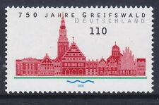 Germany 2084 MNH 2000 Griefswald 750th Anniversary Issue Very Fine