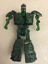 Bandai Rocklords Tombstone 1985 Toy Transformer 6.5cm closed
