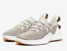 Nuevas Adidas para hombre alphabounce entrenador Raw Blanco D96705 Size UK 10.5 UK 11.5