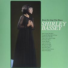 Shirley Bassey BORN TO SING THE BLUES 180g DOL New Sealed Vinyl Record LP