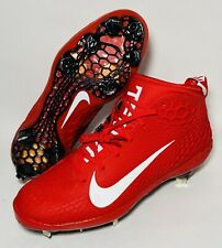 Nike Mike Trout Zoom 5 Baseball Cleats LA Angels Red AV4493-601 Men's Size 12