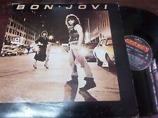 """BON JOVI  - Bon Jovi, LP 12"""" SPAIN 1987"""