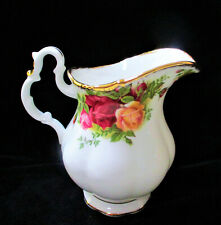 """ROYAL ALBERT    """"Old Country Roses""""  Large Tea Size Creamer   1st Quality"""