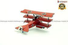 FOKKER DR.I - 1917 German Fighter Plane WWI Diecast Model Brand New 1/72 No 1