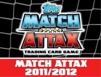 Match Attax 2011-2012 11/12  Star Player Cards - FREE UK POSTAGE
