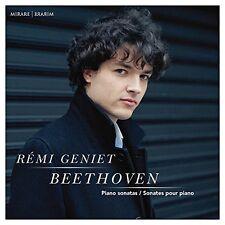 Remi Geniet - Beethoven Piano Sonatas 2 9 14 Moonlight and 31 [CD]