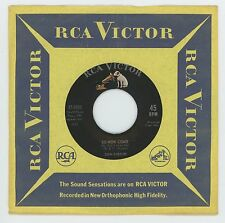 Don Gibson 1962 RCA 45rpm So How Come b/w Baby We're Really In Love