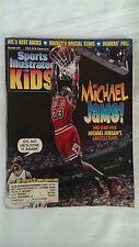 Sports Illustrated for kids December 1997 Michael Jordan cover with article