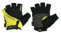 Cycling Gloves Vivo SB-01-7001-B Black Yellow Air Comfort