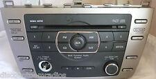 09-10 Mazda 6 Radio 6 Disc Cd Mp3 Player GS4M669RX   Y270