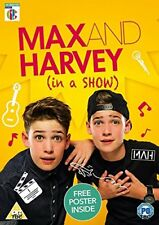 Max and Harvey (in a show) [DVD] [2017][Region 2]