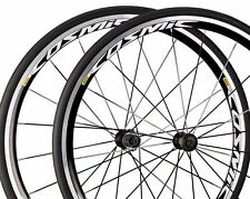 2016 Mavic Cosmic Elite 30mm+Wheel Decals/Stickers for 30mm rim WHITE set of 12