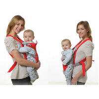 Newborn Baby Carrier Sling Wrap Backpack Infant Kangaroo Carriage Hipseat Belt