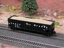 Hay Brothers SAND LOAD - Fits BLUFORD SHOPS 14-Panel Rib-Side Hopper Cars
