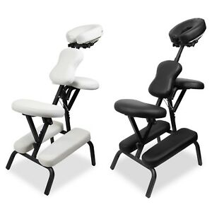 Tattoo Massage Chair Adjustable Portable Folding Body Beauty Salon Therapy Stool