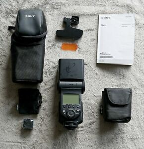 Sony HVL-F60M Flash for Sony cameras